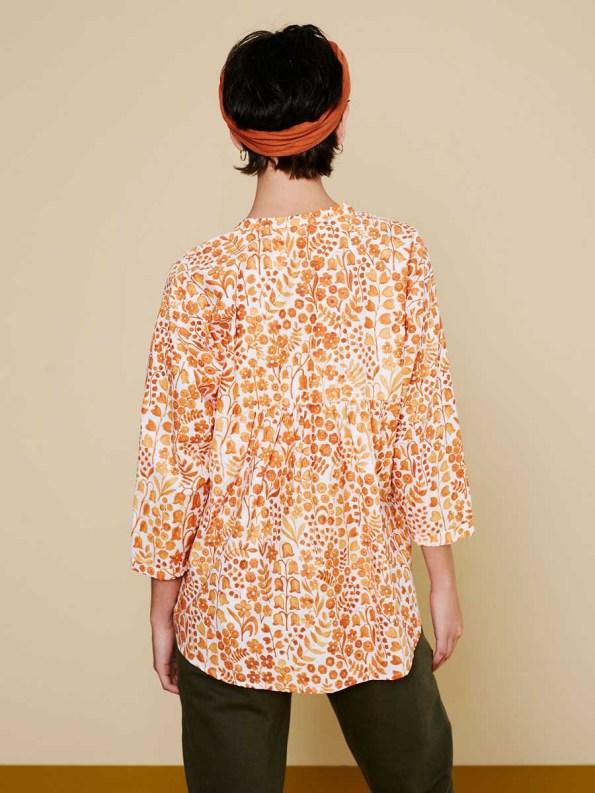 GOOD Bask Shirt Floral 4