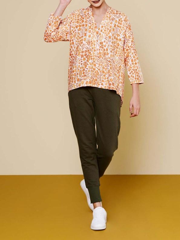 GOOD Bask Shirt Floral 5