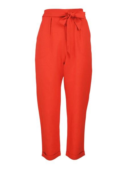 orange pants for women