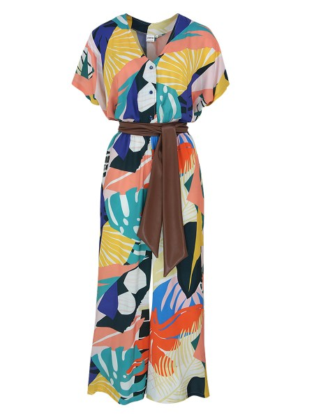 Printed jumpsuit South Africa