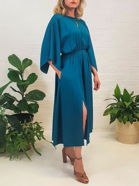 blue midi dress South Africa