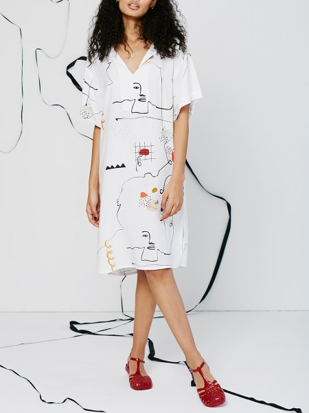 white tunic dress South Africa