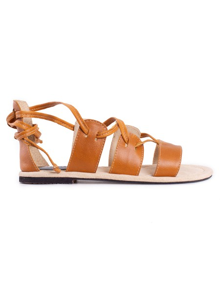 tan strappy sandal South Africa