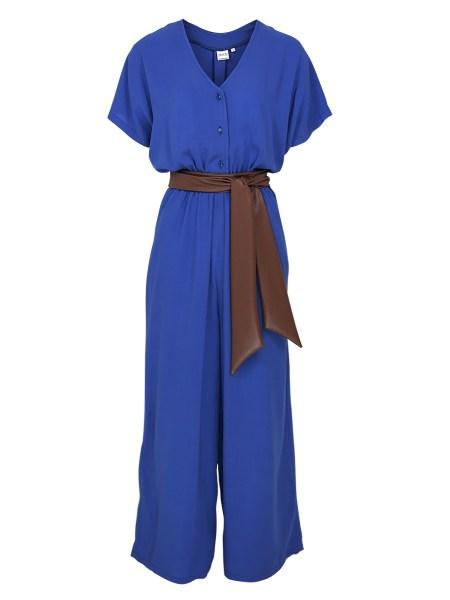blue jumpsuits womens