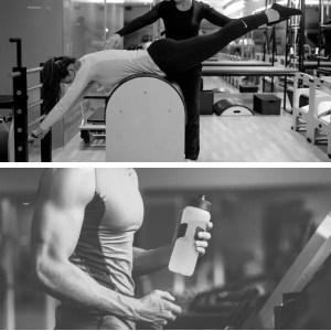 Sesiones Entrenamiento Personal Pilates Donostia Equilibrium Club