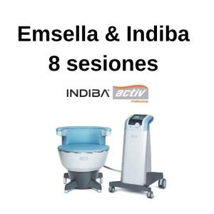 emsella indiba 8 sesiones