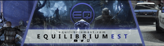 Youtube and Twitch Header of EquilibriumEST Gaming (EQ Gaming)