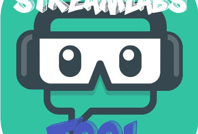 Example of Streamlabs app - Best Twitch Broadcasting Support Tool icon