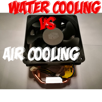 Water Cooling vs Air Cooling vs AIO Cooler - Desktop PC