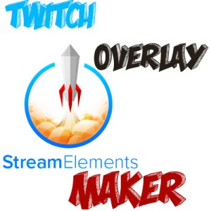 Example of Twitch Overlay Maker - LOGO