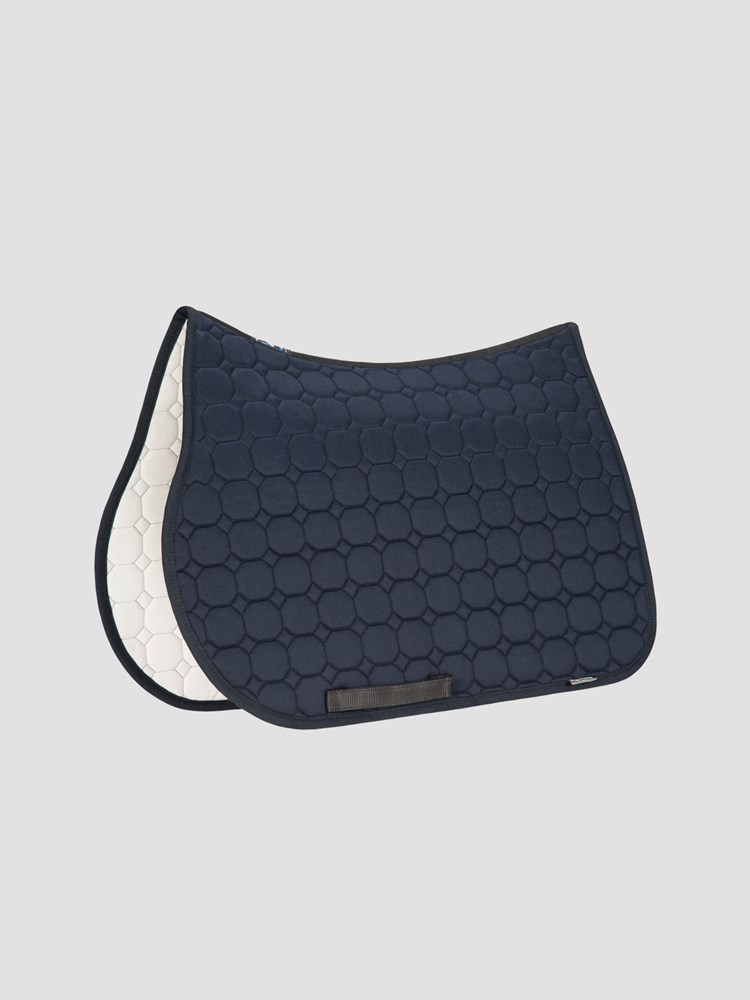 Octagon Saddle Pad 1