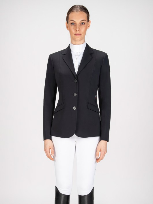 Hayley - Hunter Women's Show Coat IN X-COOL EVO 1