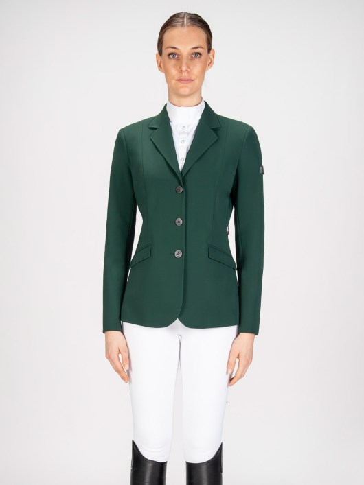 Hayley - Hunter Women's Show Coat IN X-COOL EVO 3