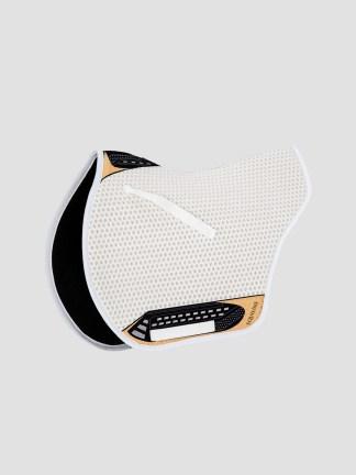 Equiline Norton techno air saddle pad in black