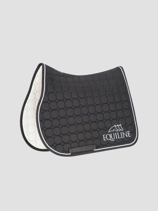 OUTLINE - Octagon Saddle Pad w/ Logo 3