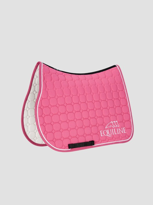 OUTLINE - Octagon Saddle Pad w/ Logo 4