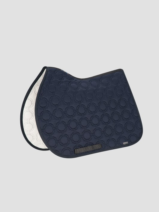 COPPER - Ring Patterned Saddle Pad 6