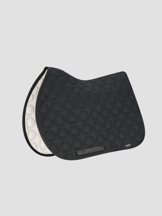 COPPER - Ring Patterned Saddle Pad 5