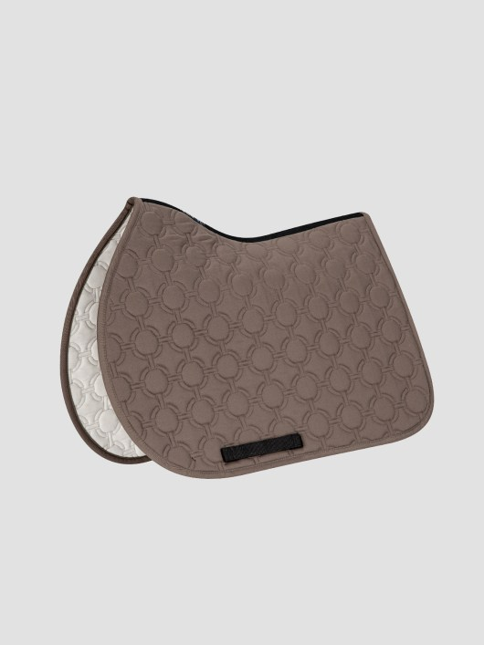 COPPER - Ring Patterned Saddle Pad 3