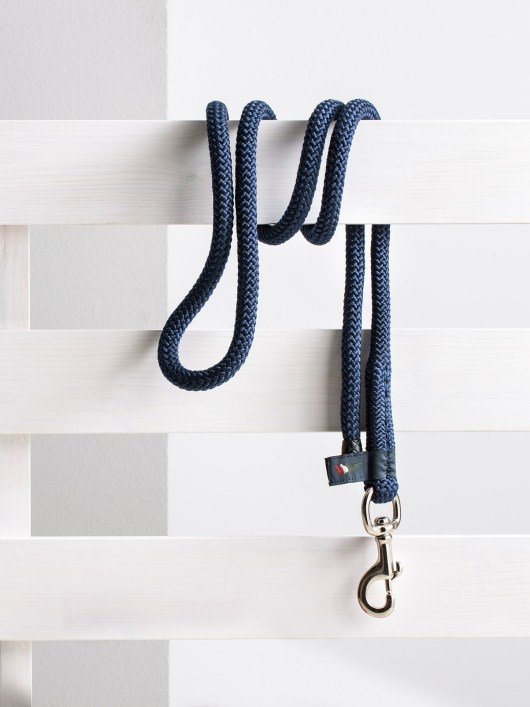 Equiline GABE lead rope in blue