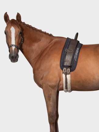 Equiline SLY surcingle pad and vaulting roller pad