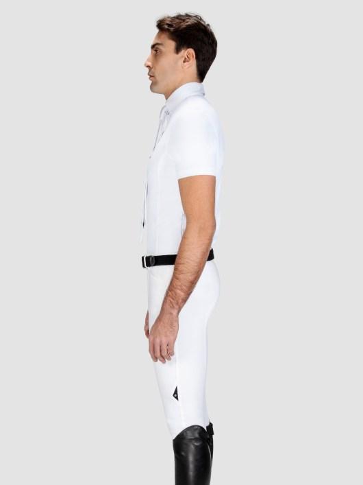 VICK - Men's Short Sleeve Show Shirt 2