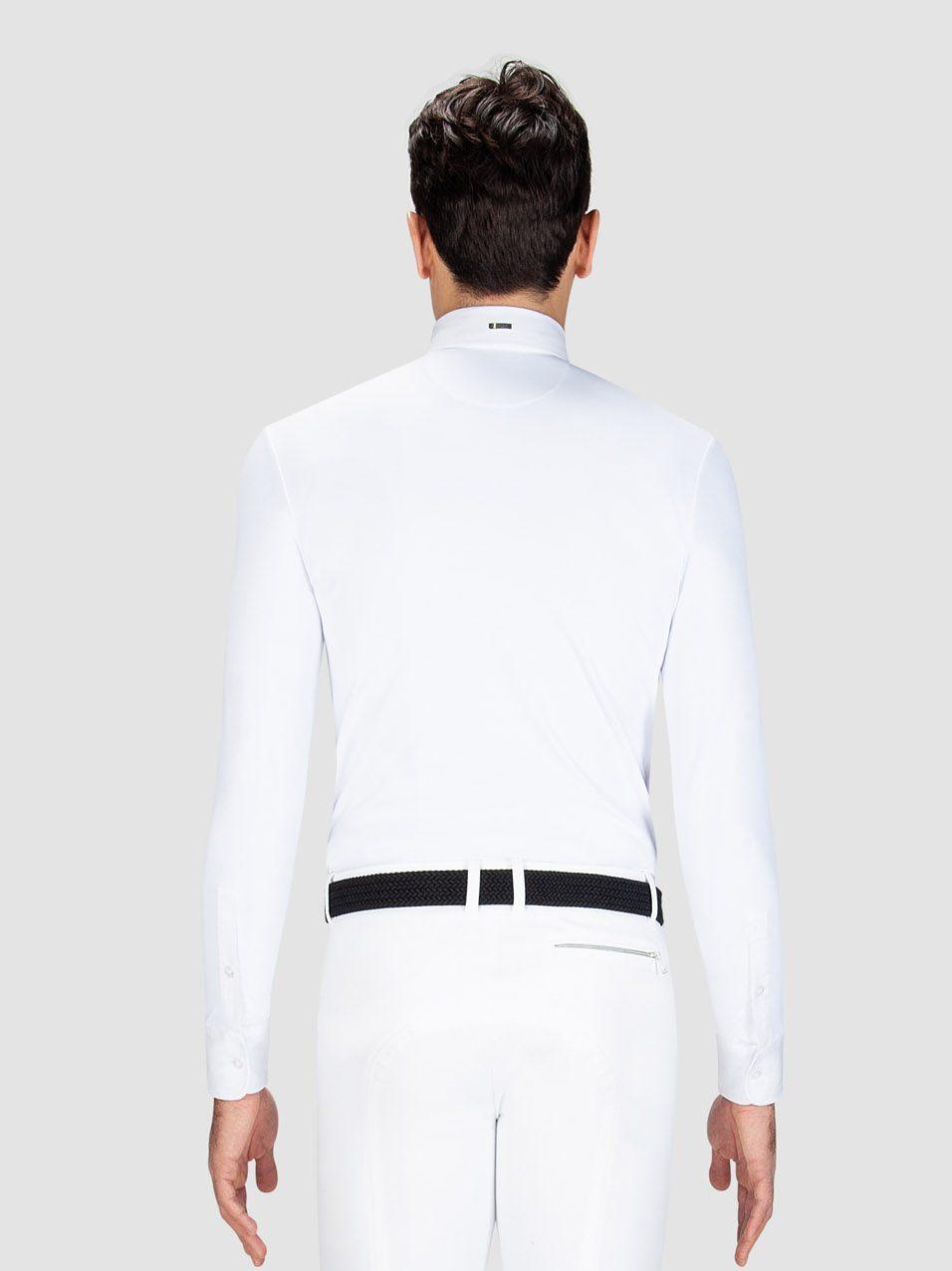 DAVID - Men's Long Sleeve Show Shirt 1