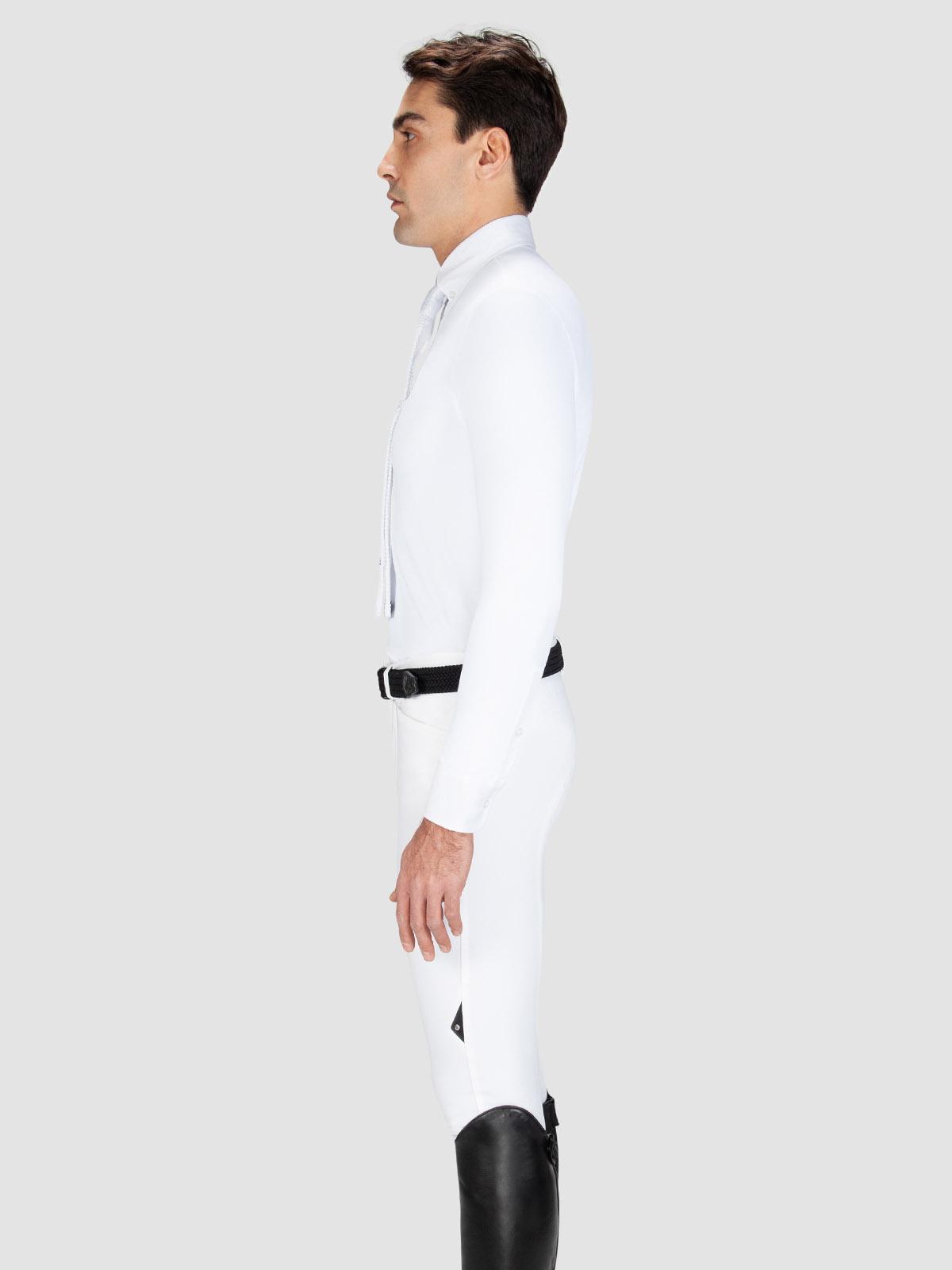 DAVID - Men's Long Sleeve Show Shirt 2