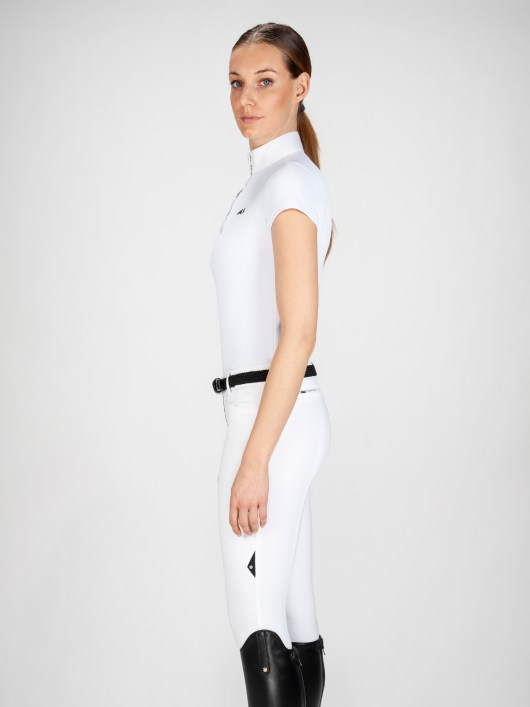 ISABEL - Women's Show Shirt in Technical Fabric 2