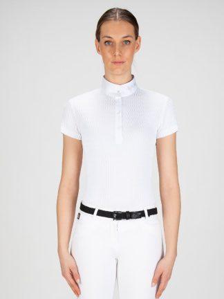 NEW ALISSA - Women's Show Shirt with Jewel