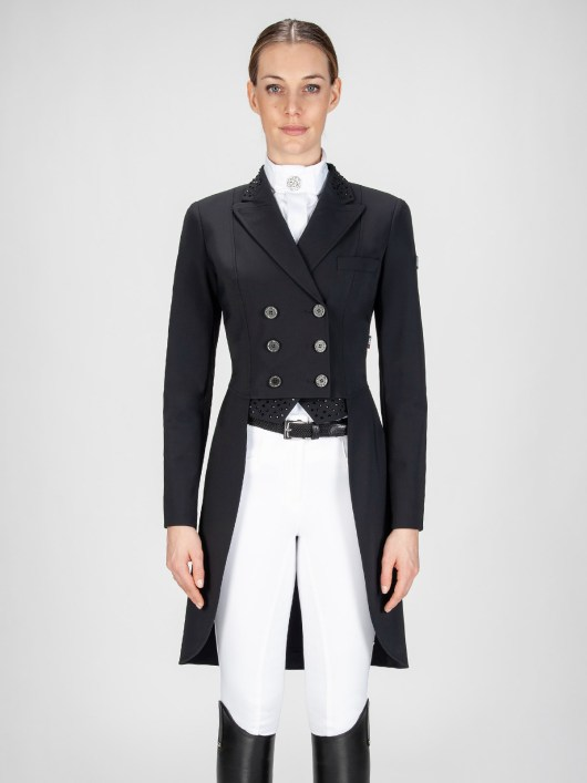 MARILYN - Women's Dressage Tail Coat X-Cool Evo 1