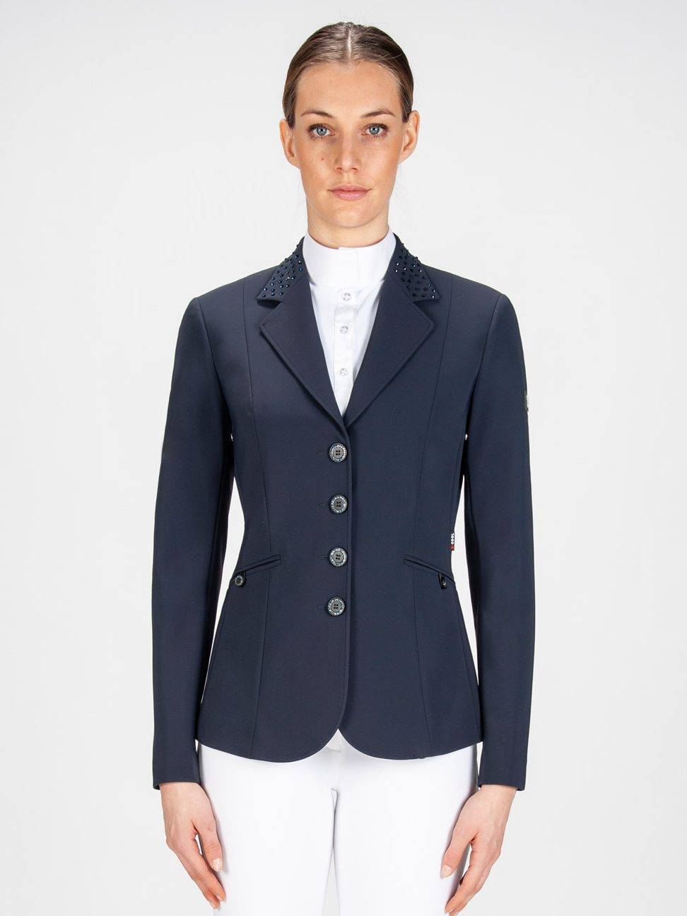 GIOIA - Women's Show Coat w/ Crystals 1