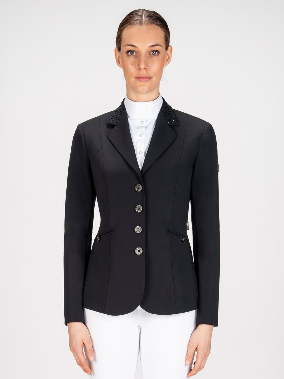 GIOIA - Women's Show Coat w/ Crystals 3