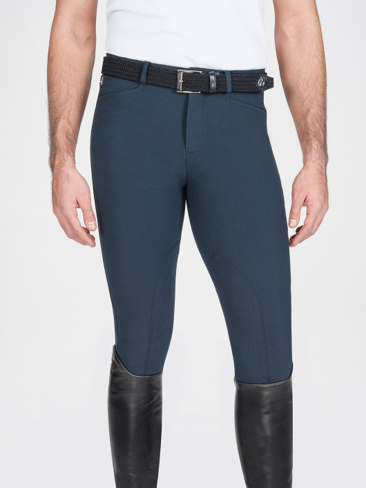 GRAFTON - Men's Knee Patch Riding Breeches 3