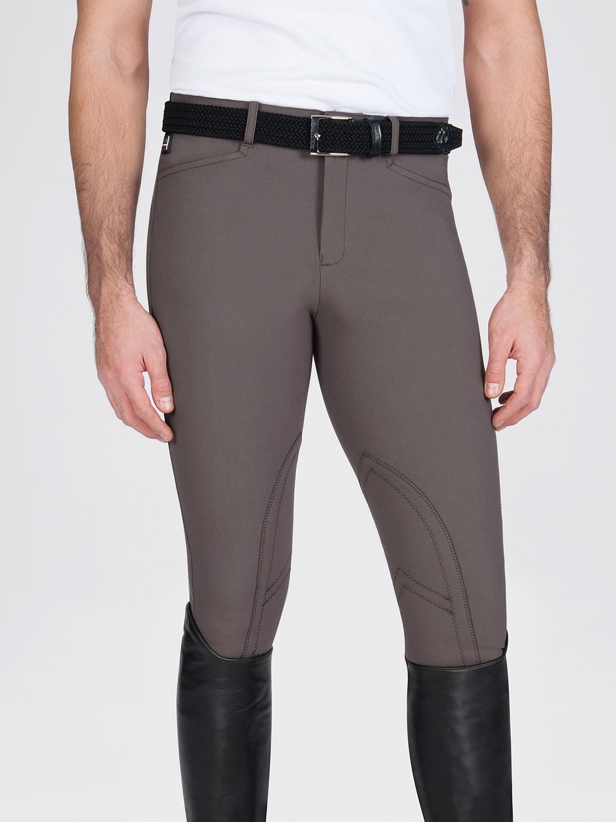GRAFTON - Men's Knee Patch Riding Breeches 4