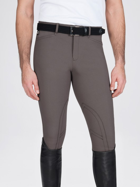GRAFTON - Men's Knee Patch Riding Breeches 4