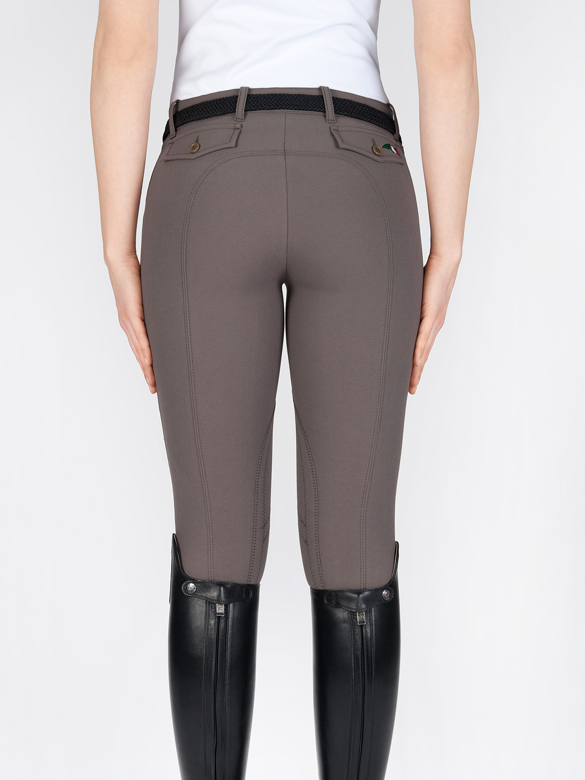 BOSTON - Women's Knee Patch Riding Breeches 1
