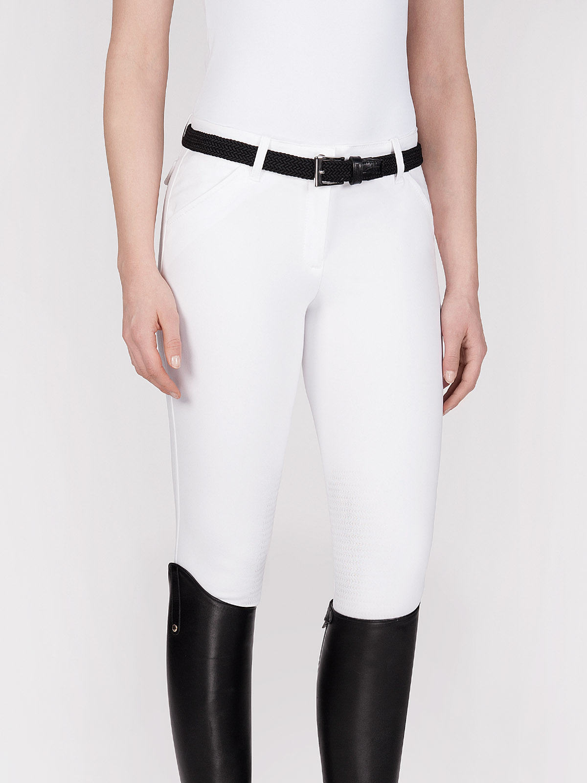BICE- Women's Equitation Breeches with Knee Grip 3