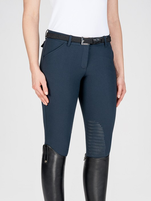 BICE- Women's Equitation Breeches with Knee Grip 4