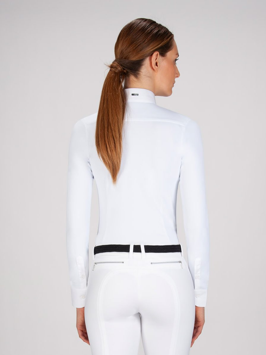 VICTORIA - Women's Long Sleeve Show Shirt 1