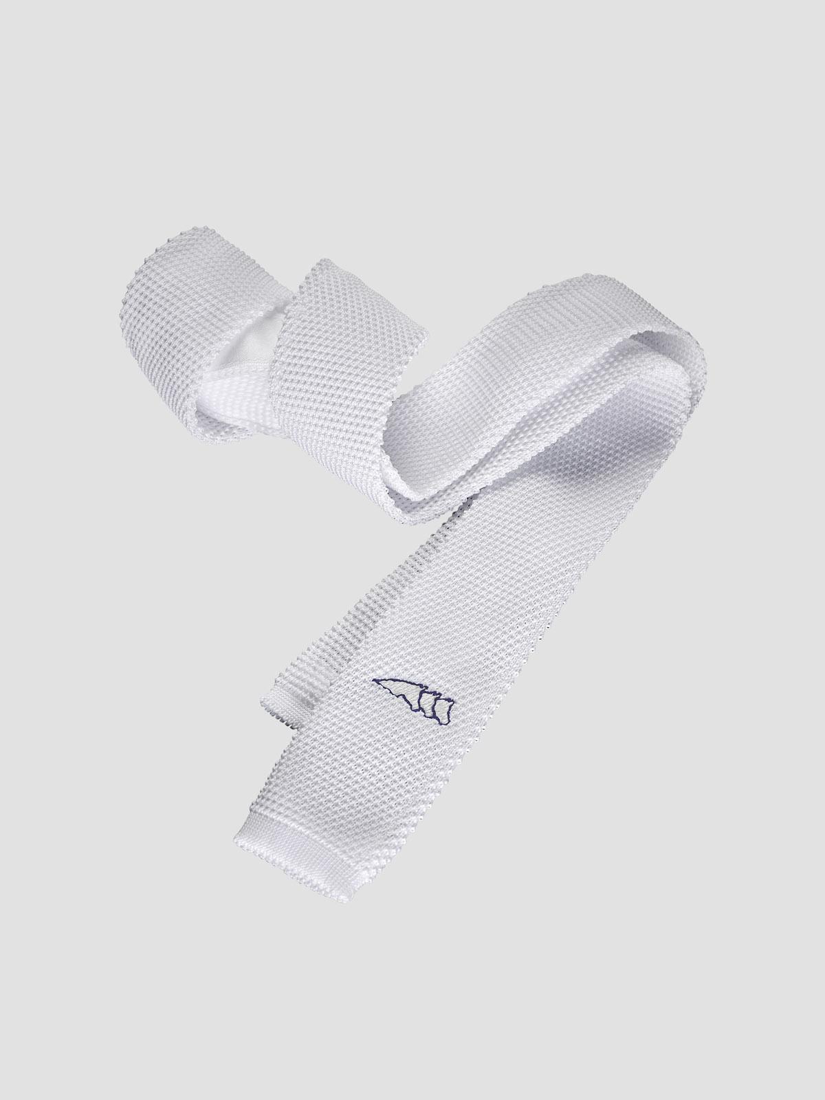 NEW SLIM TIE - Knit Cotton Slim Tie 1