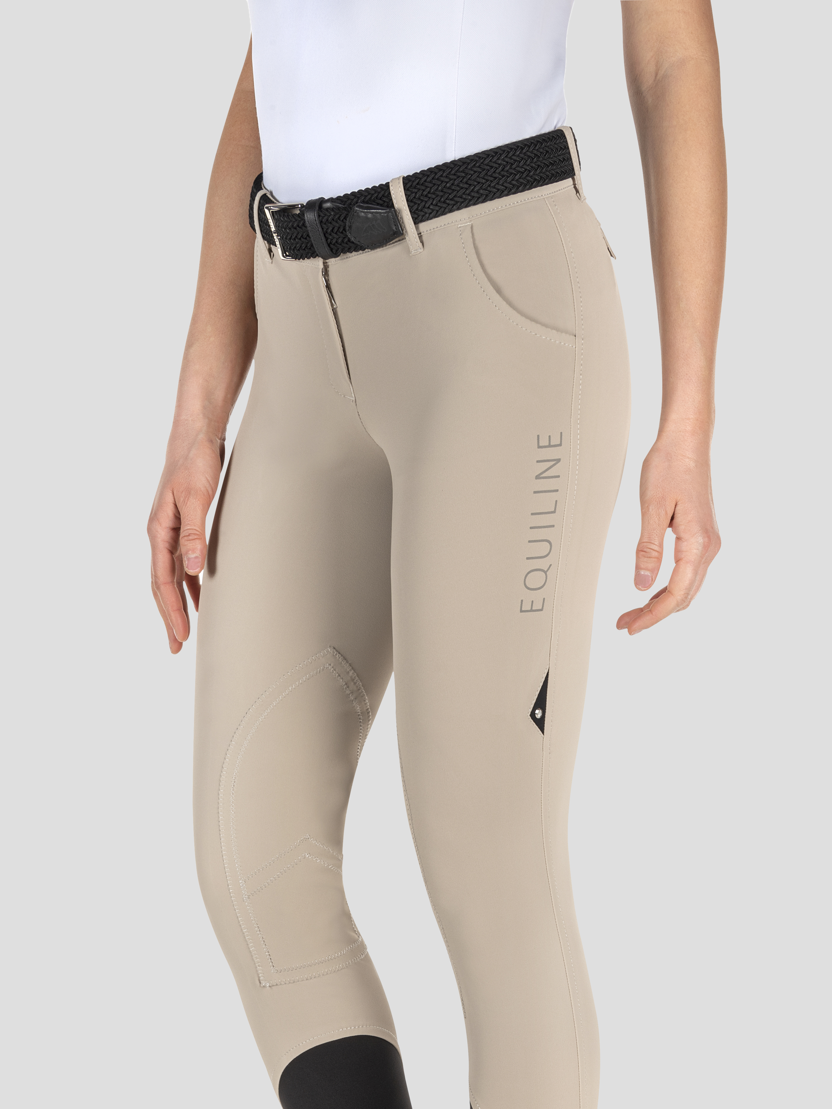 CALAMITY WOMEN'S KNEE PATCH BREECHES IN LEIGHT WEIGHT IN B-MOVE 2