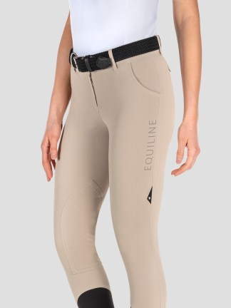 CALAMITY WOMEN'S KNEE PATCH BREECHES IN LEIGHT WEIGHT IN B-MOVE