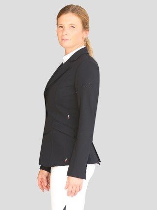 WOMEN'S SHOW JACKET WITH OUTLINE LOGO IN X-COOL