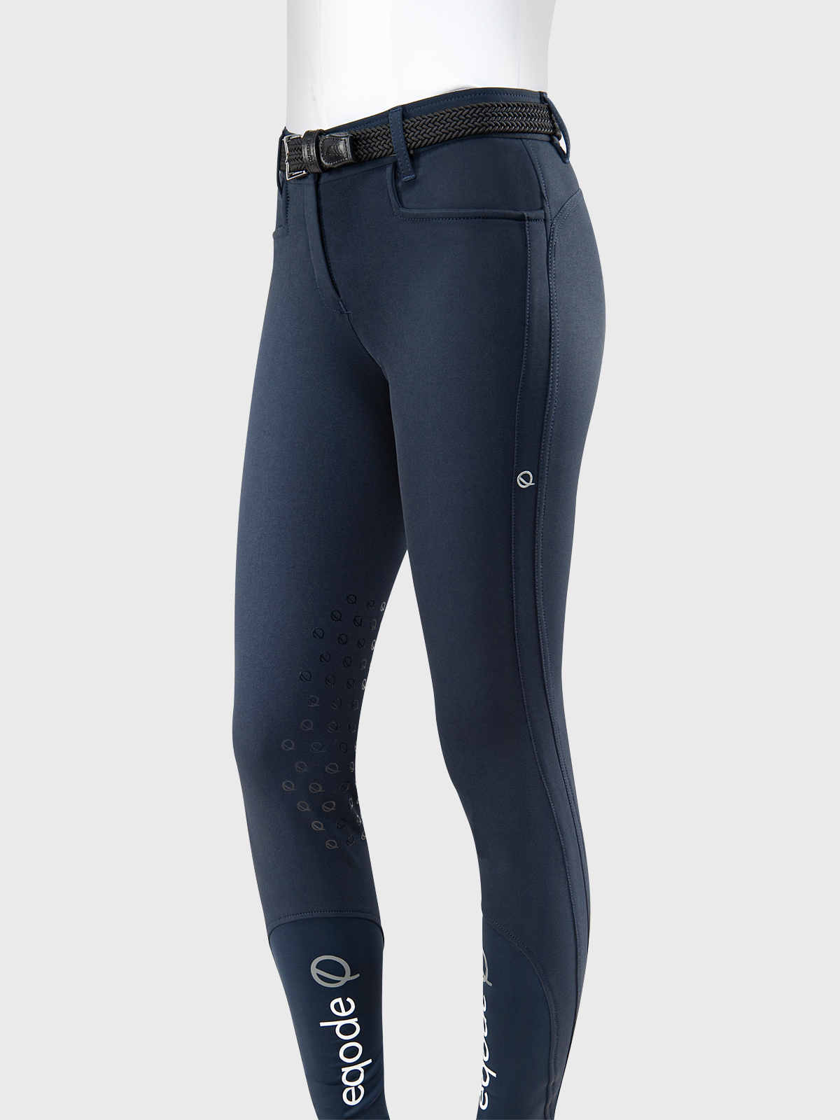 EQODE WOMEN'S BREECHES WITH KNEE GRIP 1