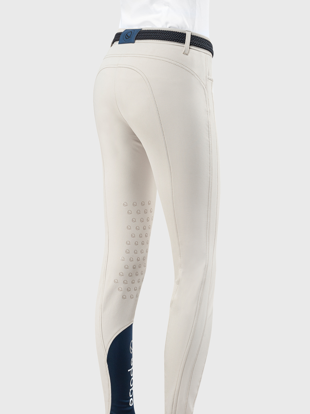EQODE WOMEN'S BREECHES WITH KNEE GRIP 7