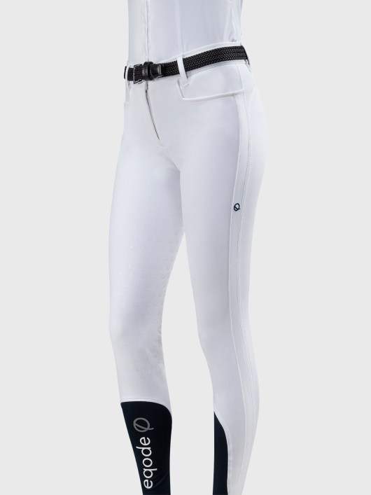 EQODE WOMEN'S BREECHES WITH FULL SEAT GRIP 5