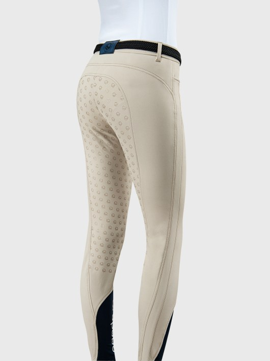 EQODE WOMEN'S BREECHES WITH FULL SEAT GRIP 2