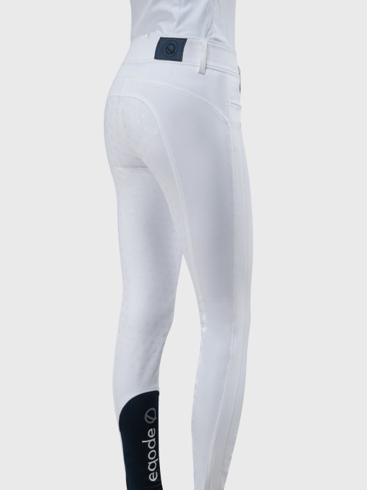EQODE WOMEN'S HIGHWAISTED BREECHES WITH FULL SEAT GRIP 9