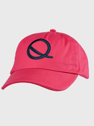 Eqode hat in pink